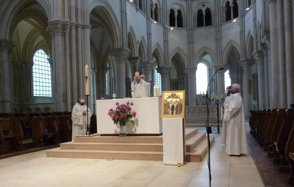 20200523 Messe Vézelay